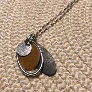 EUC Stella & Dot color pop versatile necklace